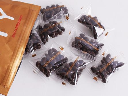 58g人人吃瓜子仁巧克力产品特点