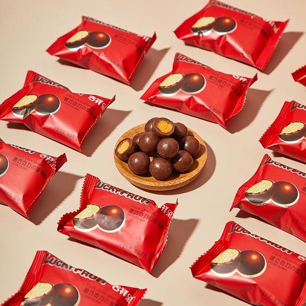 散装巧克力