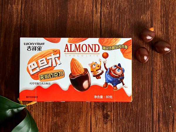 杏仁巧克力厂家
